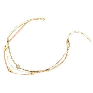 Jewelry - New - June Layered Choker Necklace